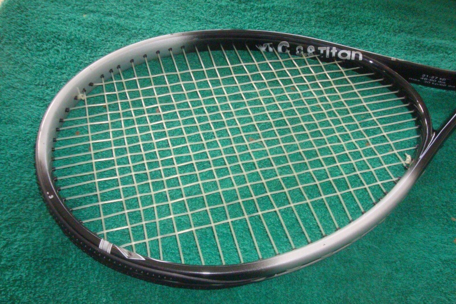 ROX XLC 8.9 Titan Tennis Racquet 4 1/4