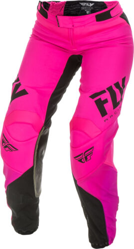 Fly Racing Women/'s Lite Motorcycle MX Riding Jersey and Pant Racewear Combo