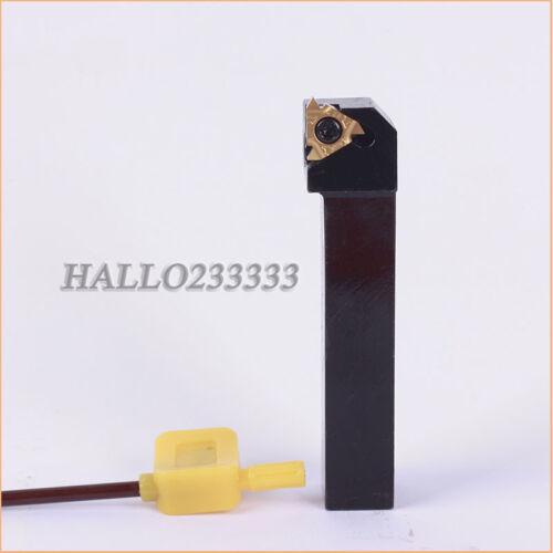 SER1616H16 External Boring Bar Tool Holder CNC with 16ERAG60-S VP15TF CNC