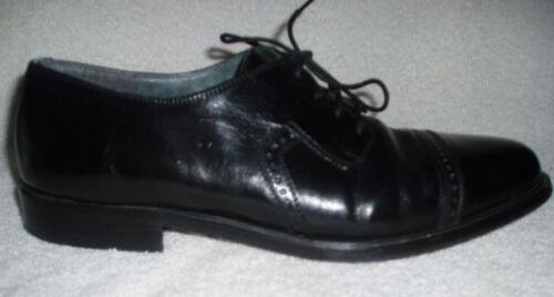 Oxford Fratelli 5 9 taglia Psf in vera da m ~ nero ~ pelle Shoes uomo Scarpe Ltd Awzqpz