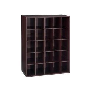 Image Is Loading New Shoe Organizer 25 PAIR Storage Cube SHELF