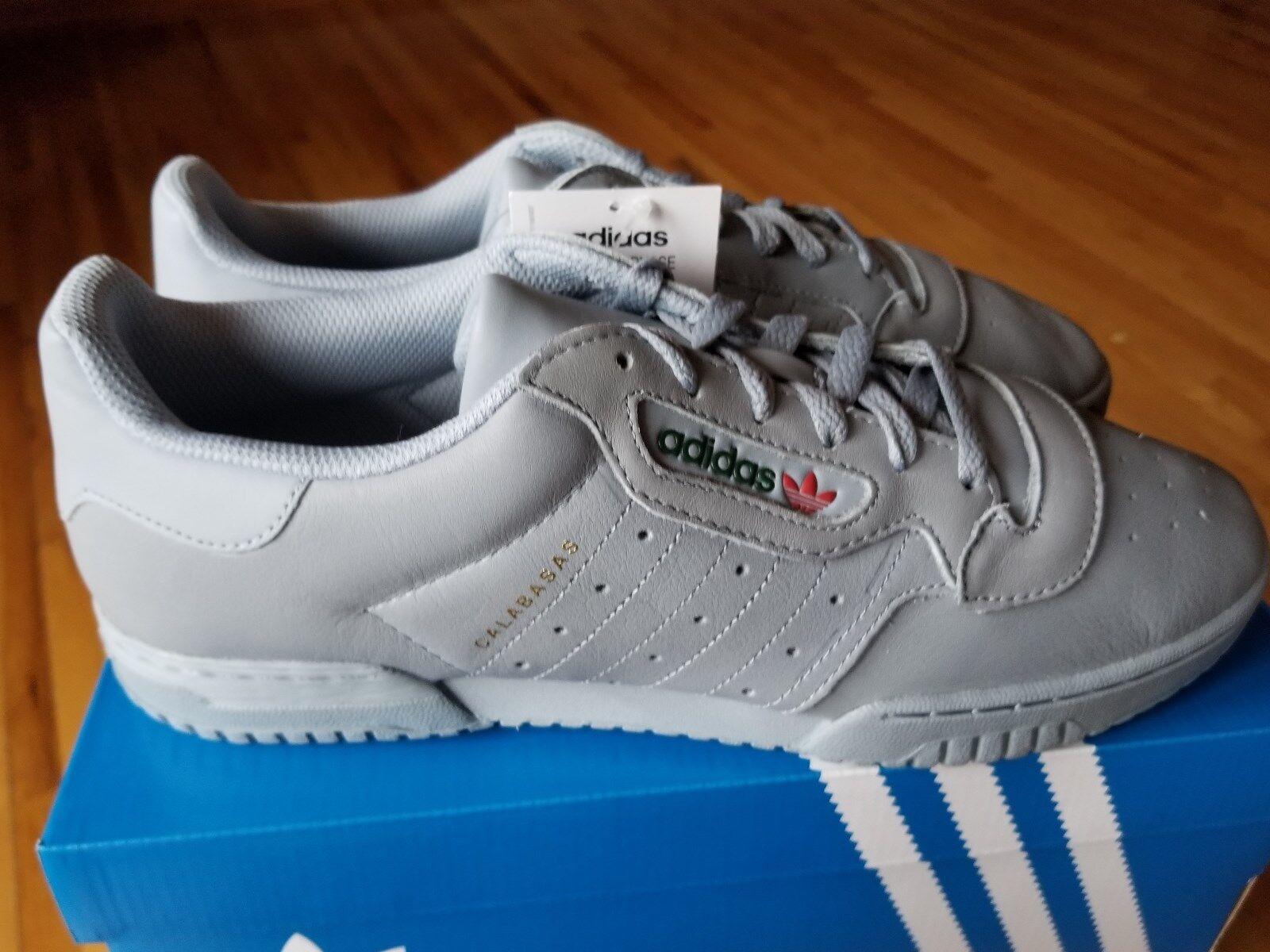 Adidas yeezy powerphase calabasas in grau cg6422 neu in calabasas der box 88e8b1
