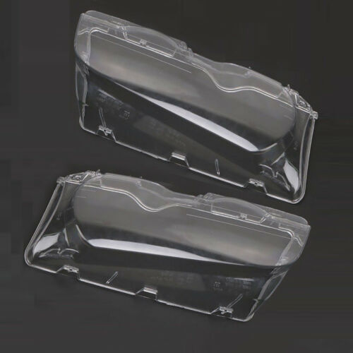 CAR HEADLIGHT COVER LENS Fit for 99-03 BMW E46 2 DOOR M3 01-06 LAMP