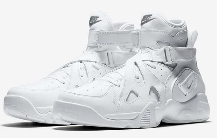 889013-100 Nike Air Unlimited Hommes Sneakers Chaussures blanc Taille US 11