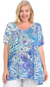 Peacock-Blue-Feather-Soft-n-light-weight-One-By-One-Sublimation-Print-MST-R261