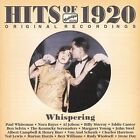 Hits of 1920 by Various Artists (CD, Sep-2002, Naxos Nostalgia)