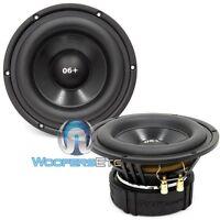Es-06+ Cdt Audio Gold 6.5 Black Midrange 300 Watts 4 Ohm Car Speakers Pair on Sale