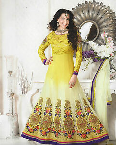 5f6fdd0036 Image is loading Indian-Pakistani-Designer-Salwar-Kameez-Suit-Party-Dress-
