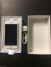 New Overstock Apple iPhone 5s 16 GB Silver Factory Unlocked for ATT T-Mobile