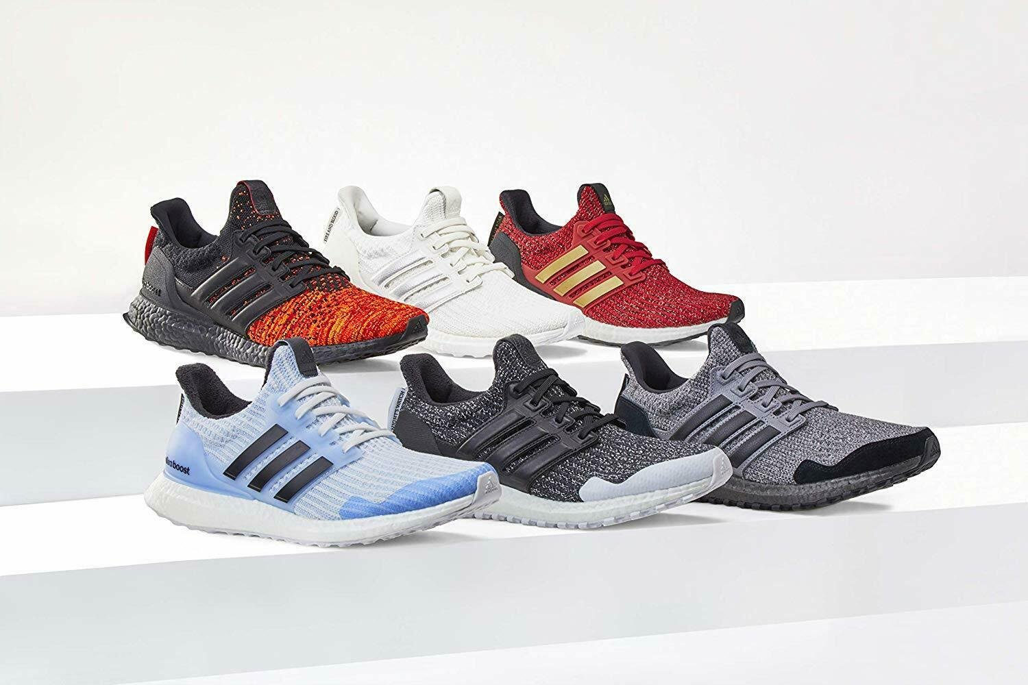huge discount 60ba9 09606 Adidas x Game of Thrones Womens Ultraboost Running shoes Training Fit Gym  Run