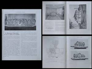 CONSTRUCTION-MODERNE-n-12-1923-AISNE-VOSGES-DAGMEZ-BENOIS