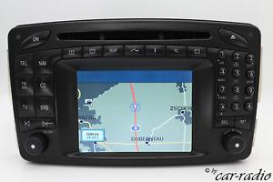 Original Mercedes Comand 2.0 E/Headunit CD Navigationssystem W203 W209 W463 W639