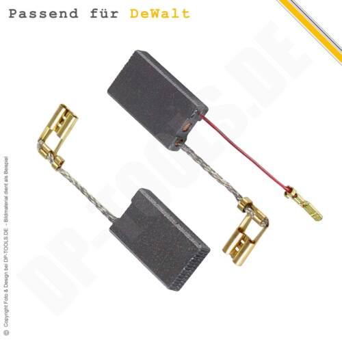 D 25730 K Type2 D 25703 K Kohlebürsten für DeWalt D 25701 KB