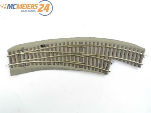 E135 Roco Line H0 42557 Gleis Bogenweiche R rechts BWr2//3 *Note 4*