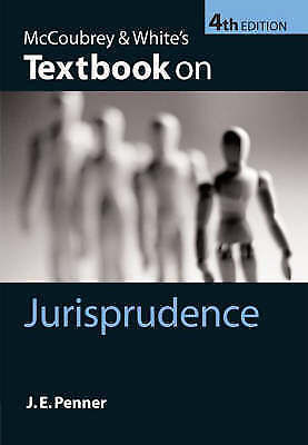 McCoubrey and White's Textbook on Jurisprudence by James Penner (Paperback,...