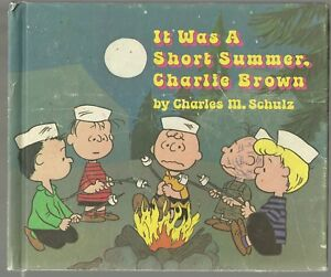 It-Was-A-Short-Summer-Charlie-Brown-CHARLES-M-SCHULZ-beautiful-clean-condition