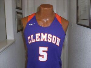 Enforcer Nike Elite Clemson mujer M para Camiseta talla tPqIEw