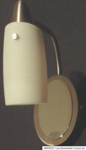 Wandleuchte Wandlampe Wandstrahler Leselampe WOFI SENA Energiesparlampe flexibel