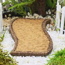 Pathway ~  Miniature ~ Fairy Garden ~ Dolls House ~ Handpainted by Jennifer