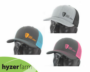 DGA BASKET TWO TONE SNAP BACK MESH BACK HAT  pick your color  Hyzer ... 6089133549c4