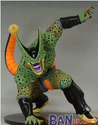 Banpresto Dragon Ball Z SCultures Tenkaichi 5 Cell 2eme Forme Figurine