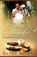 Tips Before You Remarry: Did I Make a Mistake? : Essential Tips Before You...