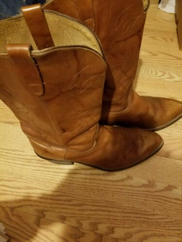 Walker boots 9.5ee  western