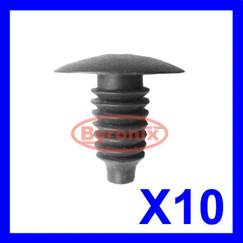 BMW BOOT CARPET LINING LINER TRIM PLASTIC CLIPS FASTENERS 51471904317