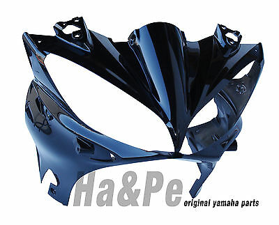 Yamaha FZ6-S 600 Fazer 2004 - 2007 Verkleidungsoberteil Kanzel Top Fairing black