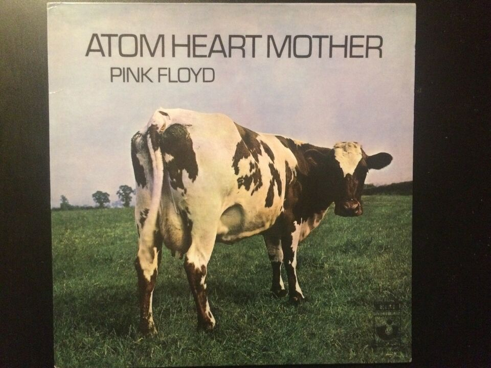 LP, Pink Floyd, Atom Heart Mother