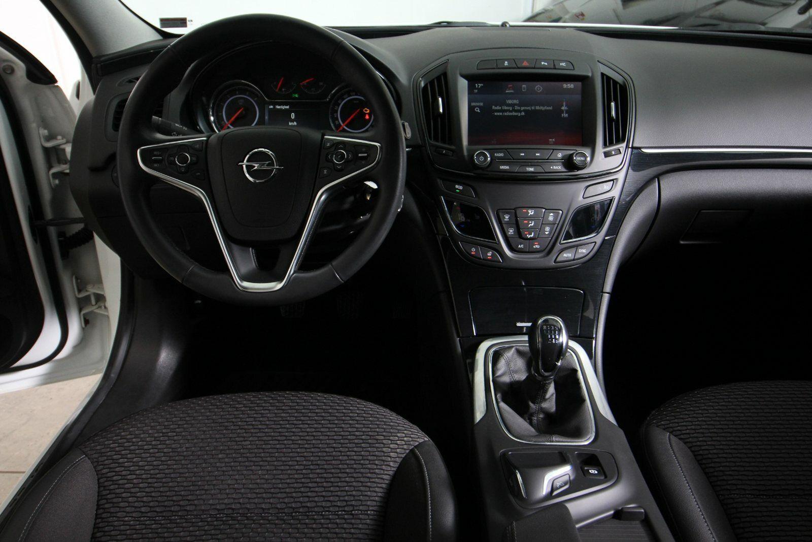 Opel Insignia CDTi 163 Cosmo ST eco