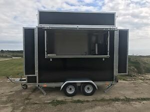 ecfc815f49 10ft X 5ft SBTrailers  INC VAT  Mobile Catering trailer   Coffee ...