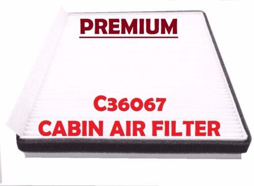 C36067 CABIN AIR FILTER for HYUNDAI Equus 11-16 Genesis 09-16 CF10735 24300