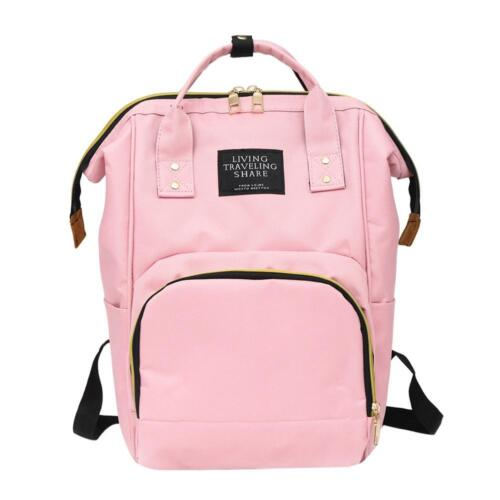 Multifunctional Baby Diaper Backpack Mommy Backpack Bags Nappy Changing Rucksack
