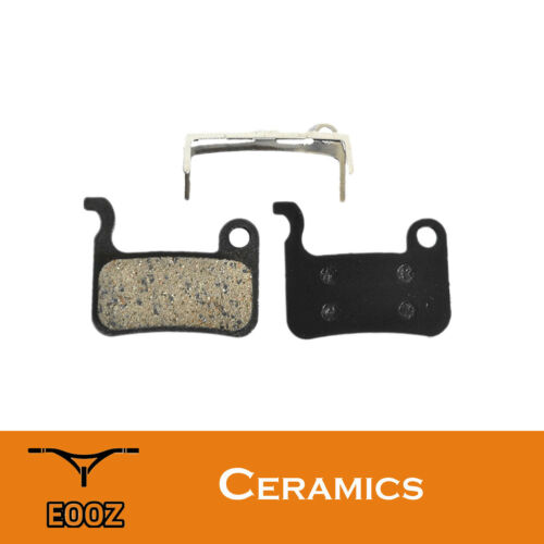 10 Pairs Ceramics Bicycle Disc Brake Pads for Shimano A01S Deore M596 SLX M665