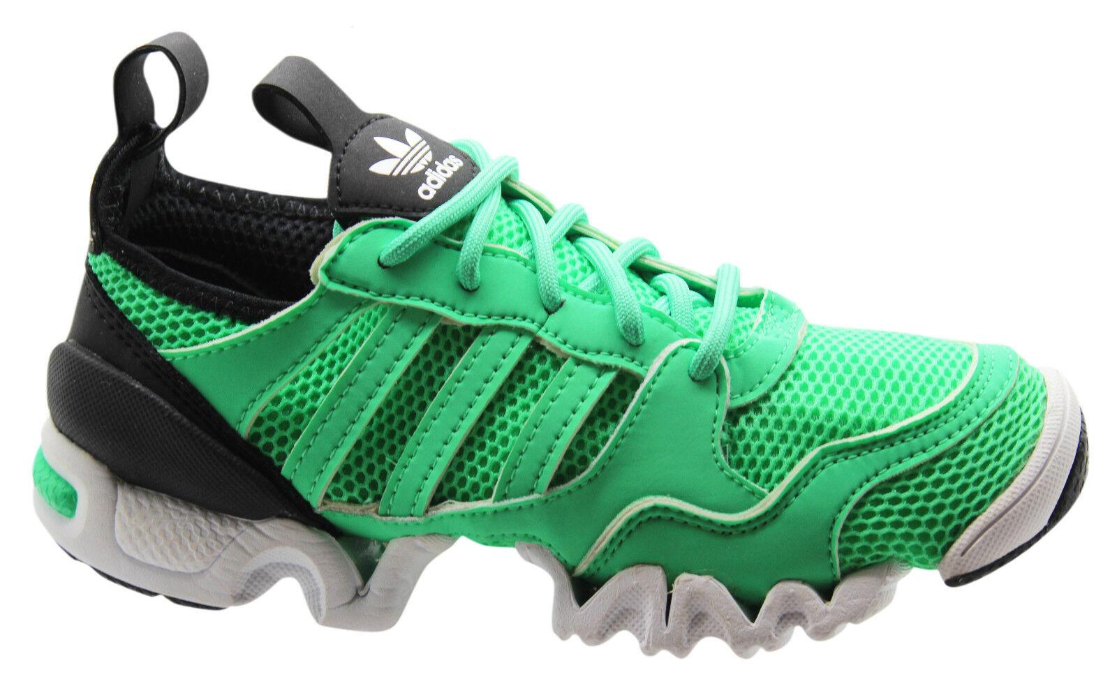 Adidas s-m-l originals femme baskets vert menthe à lacets M25322 D44