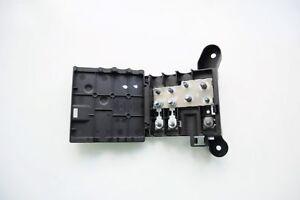 audi a7 3 0 tdi quattro 2013 lhd battery fuse box distributor center rh ebay co uk
