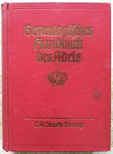 Genealogisches-Handbuch-des-Adels-FURSTLICHE-HAUSER-Band-VII-1964-Band-33