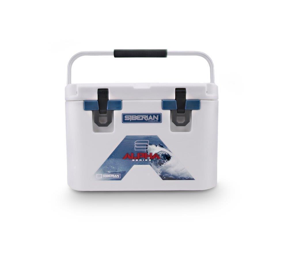 Siberian  Coolers Alpha Pro Series 22 qt. White FREE Accessories  world famous sale online