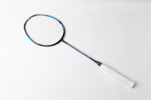 Black /& Blue Victor THRUSTER F Badminton Racket CN version