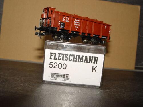 FL 5200 K bisagra cubrir vagones DR 16 143 Wuppertal EP II NUEVO