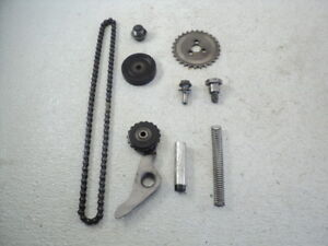 Honda Trail 70 CT70 CT 70 K0 #8553 Timing Chain & Components