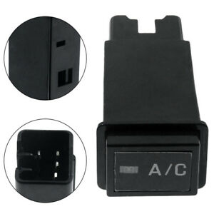 New A//C System Switch Button for Toyota RAV4 Tacoma T100 Pickup Hilux 2.7 3.4L