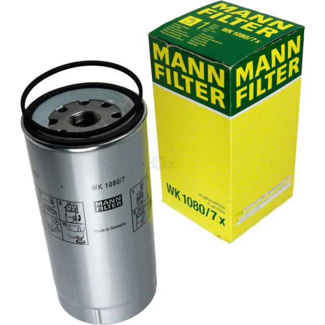 Mann Filtre Filtre à carburant WK1080//7X
