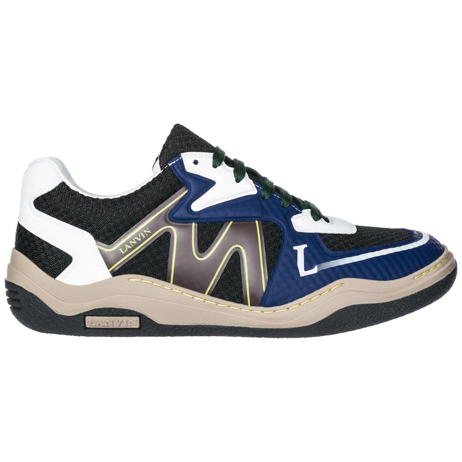 Zapatos deportivos Lanvin zapatos. hombres nuove orignale divang negro 722