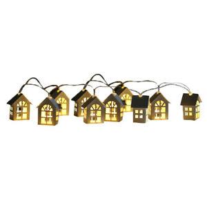 LED-Xmas-Tree-House-Style-Fairy-String-Light-Tree-Pendant-Hanging-Ornaments-Gift