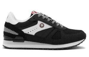 sports shoes 68ef3 11d09 Dettagli su NAVIGARE NAVY SAIL NSM913002 col NERO Scarpe Sneakers Uomo  donna novità!!!
