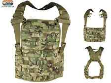 MOLLE chest rig / Tactical Carrier BTP/MTP Multicam Airsoft cadet kit BRAND NEW