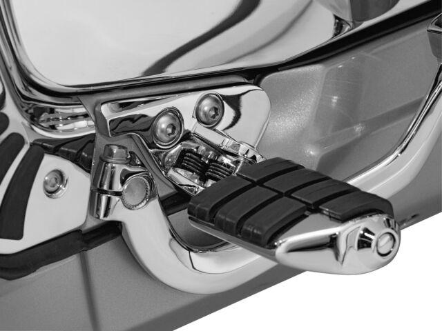 Kuryakyn Chrome Driver Peg Mounts    HONDA  Gold Wing F6B 13-16