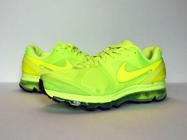 Size 10.5 - Nike Air Max 2010 Yellow